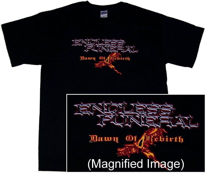 Endless Funeral - Dawn of Rebirth t-shirt